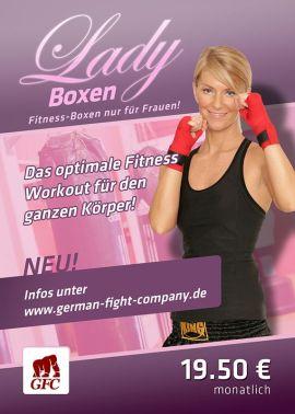 Lady Boxen